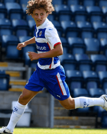 Aaron Kuhl – FM15 Scout Report