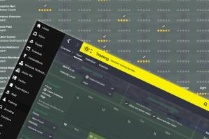 Hướng dẫn tập luyện trong Football Manager 2015 hiệu quả