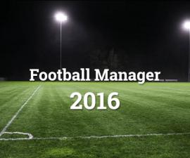 Thông tin mới về Football Manager 2016