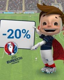 Football Manager 2016 - Giảm giá 20%