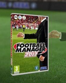 Đặt mua Football Manager 2017 với mã giảm giá 15%