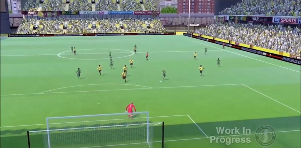 Khả năng của thủ môn sẽ tốt hơn trong FM17