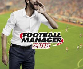 Chính thức: Football Manager 2018 ra mắt ngày 10/11/2018