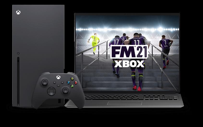 Football Manager 2021 trên Xbox